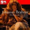 Brahms: Alt-Rhapsodie Choral Works - J., Brahms