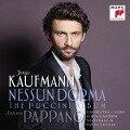 Nessun Dorma-The Puccini Album - Jonas/Pappano Kaufmann