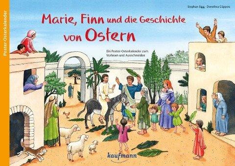 Marie, Finn und die Geschichte von Ostern - Stephan Sigg