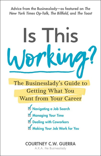 Is This Working? - Courtney C. W. Guerra