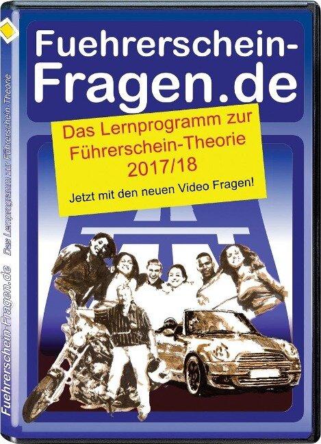 Fuehrerschein-Fragen.de. DVD - Klaus Biedermann