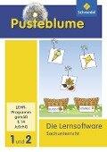 Pusteblume. Das Arbeitsbuch Sachunterricht 1 und 2. CD-ROM. Allgemeine Ausgabe -