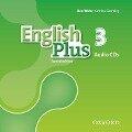 English Plus 3. Class CD - Ben Wetz, Diana Pye