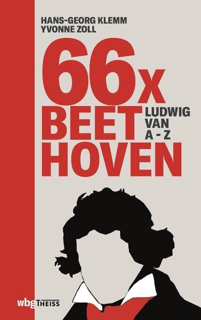 66 x Beethoven - Hans-Georg Klemm, Yvonne Zoll