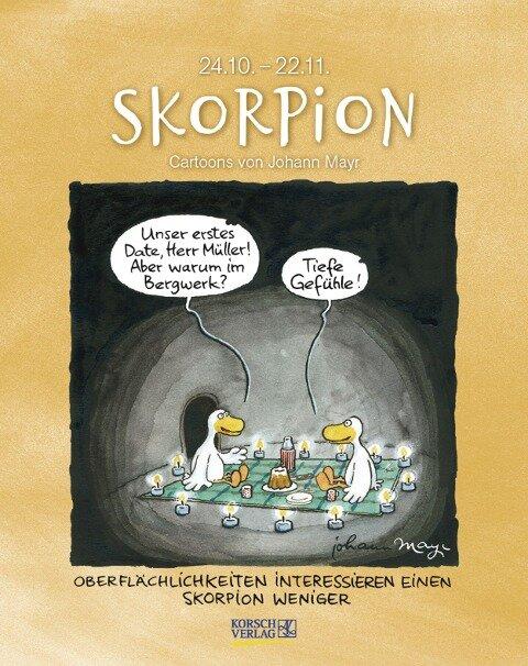 Skorpion 2022 -