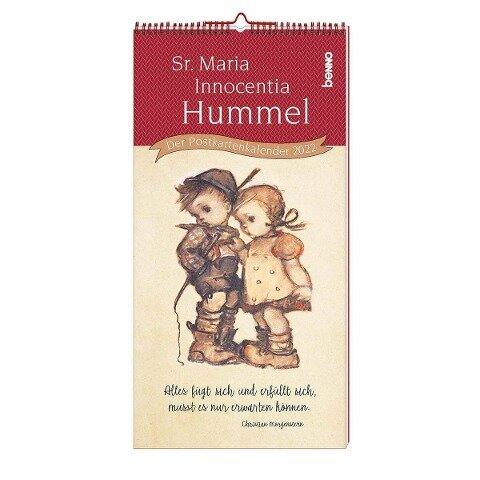 Sr. Maria Innocentia Hummel 2022 -