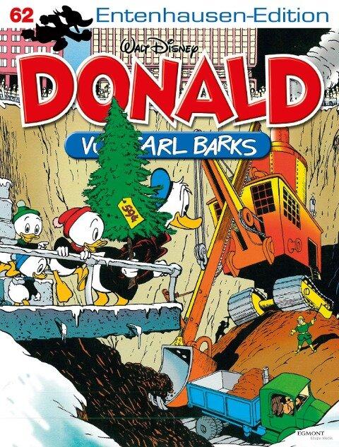 Disney: Entenhausen-Edition-Donald Bd. 62 - Carl Barks