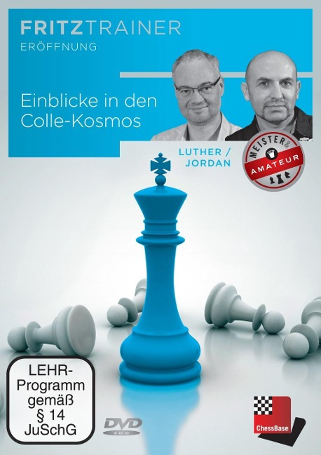 Einblicke in den Colle-Kosmos - Thomas Luther, Jürgen Jordan
