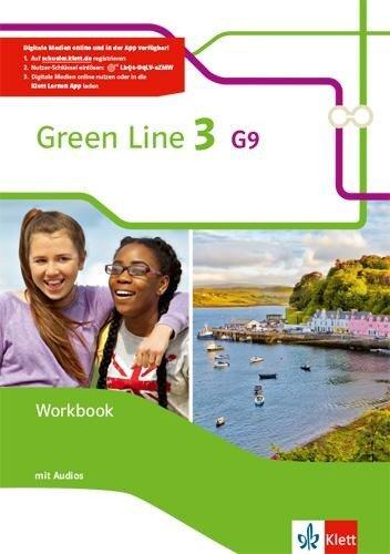 Green Line 3 G9. Workbook mit 2 Audio-CDs Klasse 7 -