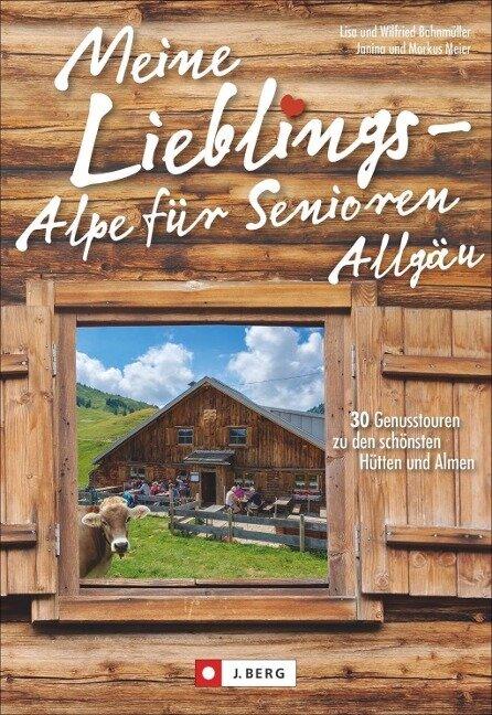Meine Lieblings-Alpe für Senioren Allgäu