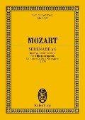 Serenade Nr. 11 Es-Dur - Wolfgang Amadeus Mozart