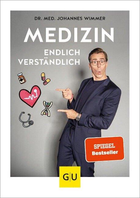 Medizin - endlich verständlich - Johannes Wimmer