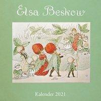 Elsa-Beskow-Kalender 2021 -