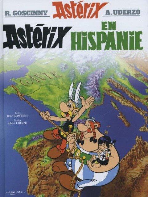 Asterix 14. Asterix en Hispanie - Rene Goscinny