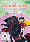 Horseland - Die Pferderanch - Phil Harnage, Michael Edens, Martha Moran, John Loy, Eric Lewald