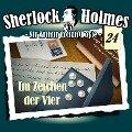 Sherlock Holmes, Die Originale, Fall 24: Im Zeichen der Vier - Arthur Conan Doyle