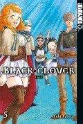 Black Clover 05 - Yuki Tabata