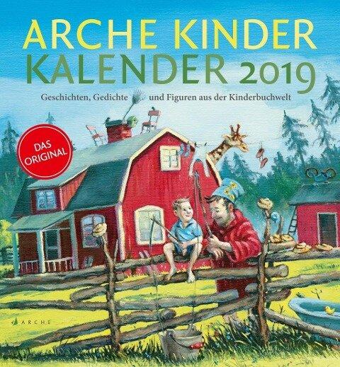 Arche Kinder Kalender 2019 -