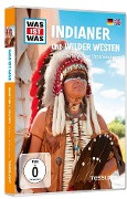 Was ist Was TV. Indiander und Wilder Westen / Indians and The Wild West. DVD-Video -