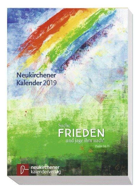 Neukirchener Kalender 2019 Buchausgabe kartoniert -