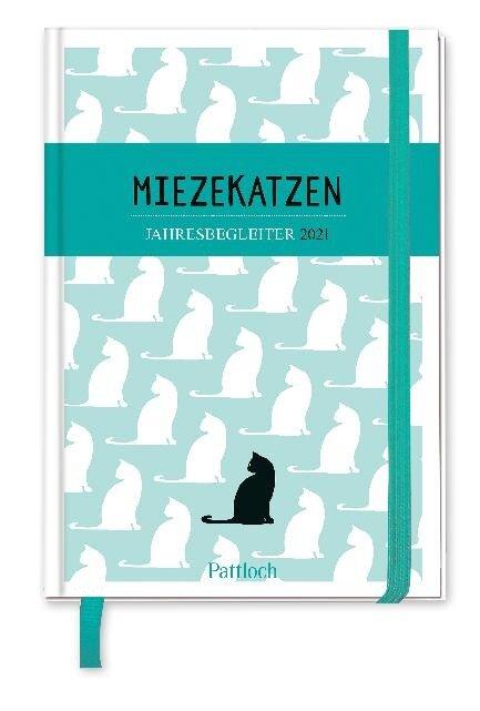 Miezekatze - Taschenkalender 2021 -