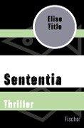 Sententia - Elise Title