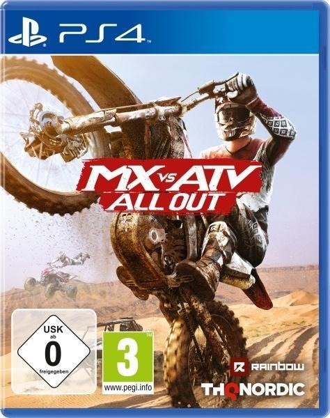 MX vs. ATV All Out (PlayStation PS4) -
