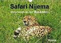 Safari Nijema - Unterwegs in der Masai Mara (Wandkalender 2018 DIN A4 quer) Dieser erfolgreiche Kalender wurde dieses Jahr mit gleichen Bildern und aktualisiertem Kalendarium wiederveröffentlicht. - Susan Michel /Ch