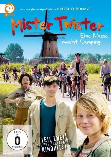 Mister Twister - Eine Klasse macht Camping -
