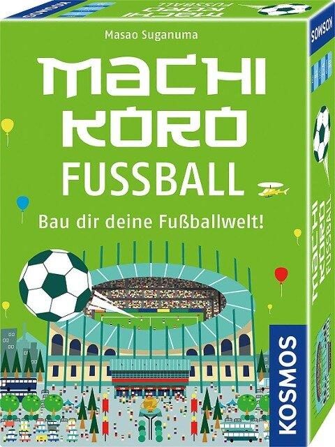 Machi Koro Fußball - Masao Suganuma