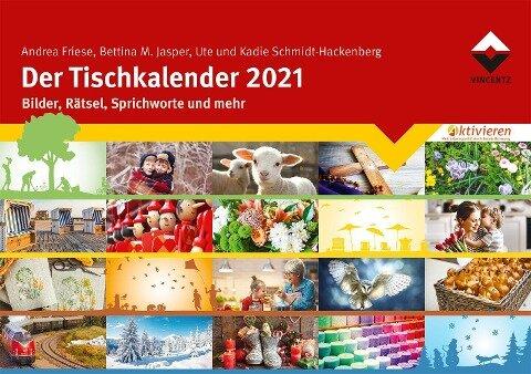 Taschenkalender Altenpflege 2021 -