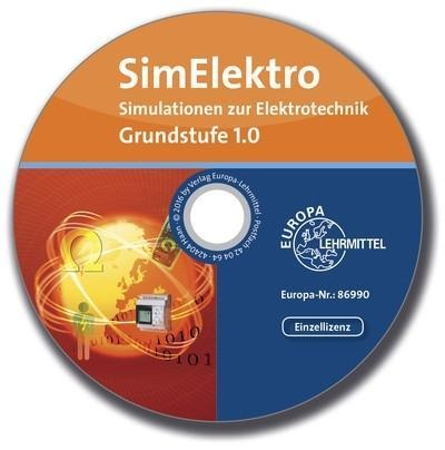 SimElektro - Simulationen zur Elektrotechnik Einzellizenz - Thomas Käppel