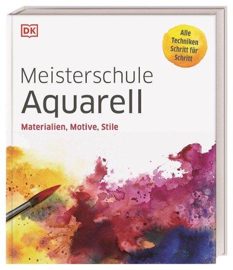Meisterschule Aquarell -