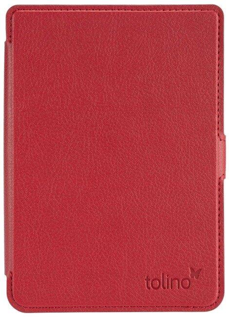 tolino page 2 - Tasche Slim Rot -