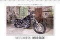 Emotionale Momente: Harley Davidson - Wide Glide / CH-Version (Wandkalender 2019 DIN A3 quer) - Ingo Gerlach
