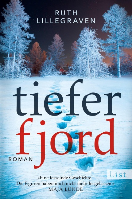 Tiefer Fjord - Ruth Lillegraven
