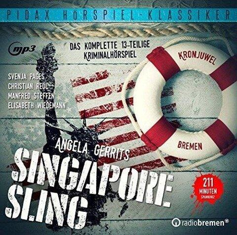 Singapore Sling - Angela Gerrits