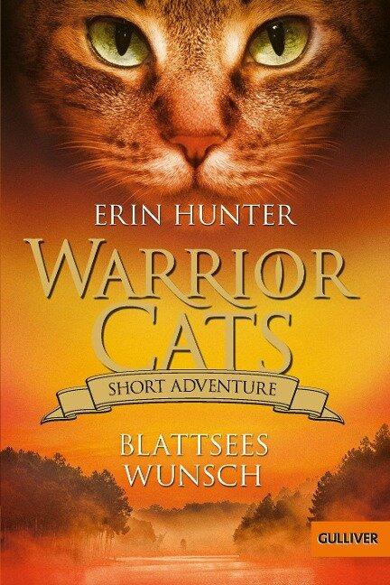 Warrior Cats - Short Adventure - Blattsees Wunsch - Erin Hunter
