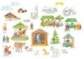 Rica im Weihnachtsdorf - Annette Nau