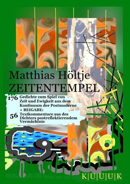 Zeitentempel - Matthias Höltje
