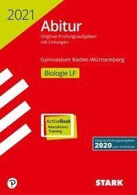 STARK Abiturprüfung BaWü 2021 - Biologie Leistungsfach -