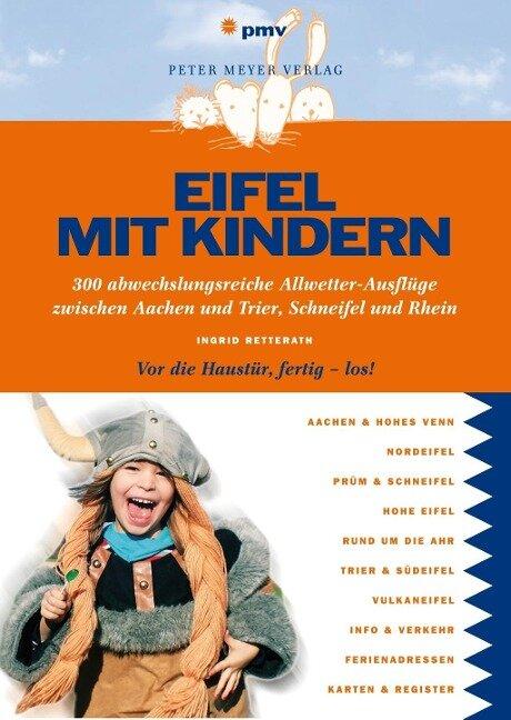 Eifel mit Kindern - Ingrid Retterath
