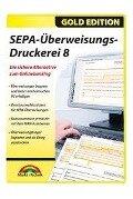SEPA Überweisungs Druckerei 8 -