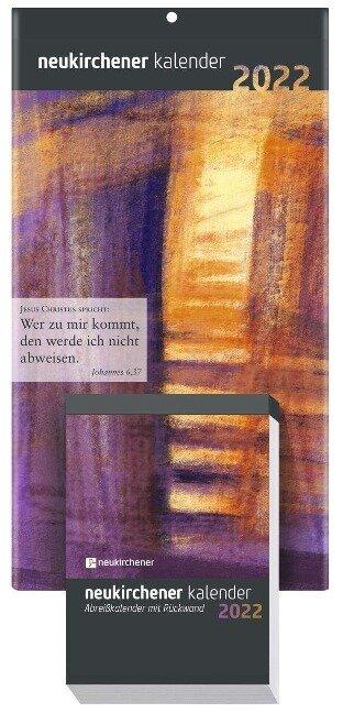 Neukirchener Kalender 2022. Abreißkalender -