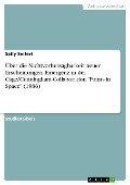 """Über die Nichtvorhersagbarkeit neuer Erscheinungen. Emergenz in der Cage/Cunningham-Collaboration """"Points in Space"""" (1986) - Sally Seifert"""