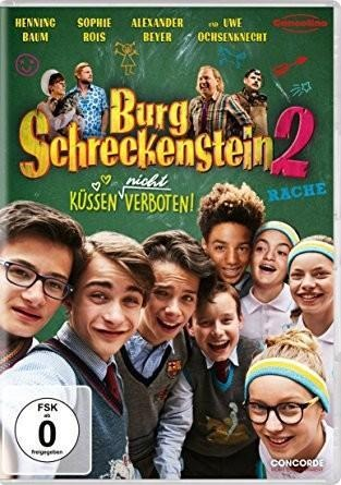 Burg Schreckenstein 2 - Küssen (nicht) verboten -