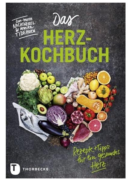 Das Herz-Kochbuch - Gun-Marie Nachtnebel, Annika Tidehorn