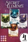Secret Elements: Alle 4 Bände der Reihe in einer E-Box! - Johanna Danninger