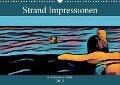 Strand Impressionen (Wandkalender 2019 DIN A3 quer) - Marina Meerstedt