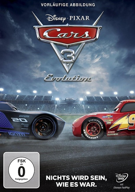 Cars 3: Evolution - Brian Fee, Ben Queen, Eyal Podell, Jonathon E. Stewart, Kiel Murray
